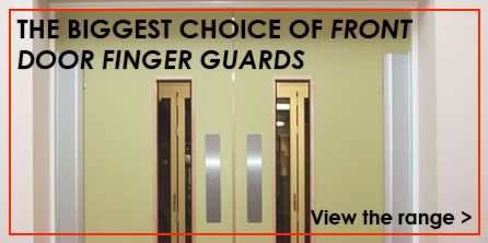View all of our Front Door Finger Guard products